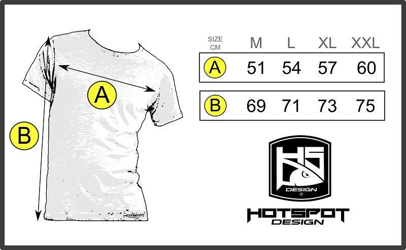 t-shirt chart